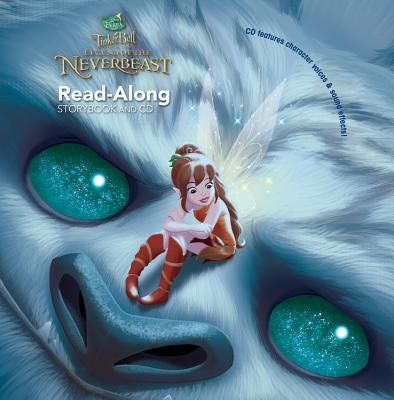 Legend of the Neverbeast Read-Along Storybook & CD -