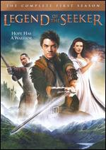 Legend of the Seeker: The Complete First Season [5 Discs]