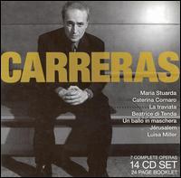 Legendary Performances of Carreras - Aldo Bertocci (vocals); Alessandro Cassis (vocals); Angeles Gulin (vocals); Anna Pedrotti (vocals); Anne Edwards (vocals);...