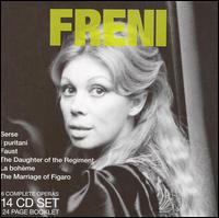 Legendary Performances of Freni - Alessandro Maddalena (vocals); Alfredo Giacomotti (vocals); Alfredo Kraus (vocals); Angelo Mercuriali (vocals);...