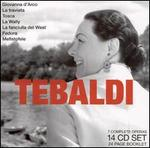 Legendary Performances of Tebaldi [Box Set]