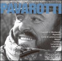 Legendary Performances: Pavarotti - Agostino Ferrin (vocals); Alessandro Maddalena (vocals); Anna di Stasio (vocals); Antonio Zerbini (vocals);...
