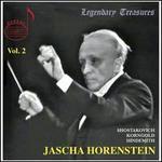 Legendary Treasures: Jascha Horenstein, Vol. 2