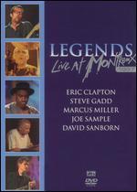 Legends: Live at Montreux 1997 - Clapton/Gadd/Miller/Sample/Sanborn