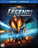 Legends of Tomorrow: Season 01