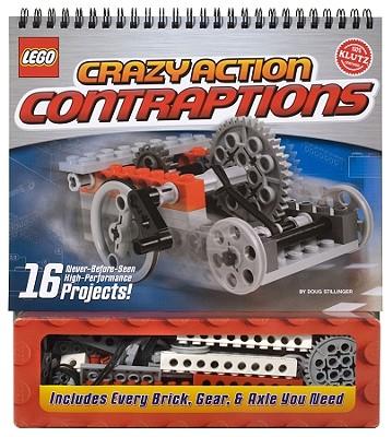 Lego Crazy Action Contraptions - Stillinger, Doug