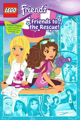 Lego Friends: Friends to the Rescue! (Graphic Novel #2) - London, Olivia