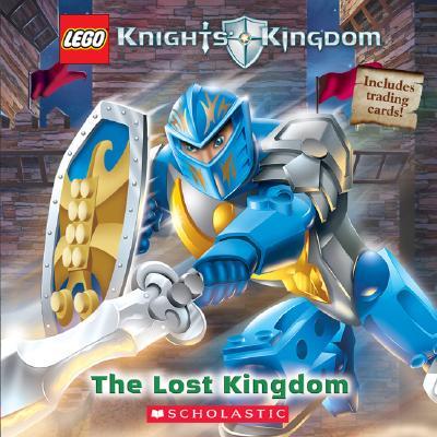 Lego Knights' Kingdom: Lost Kingdom - Lipkowitz, Daniel