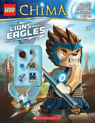 Lego Legends of Chima: Lions and Eagles - Scholastic