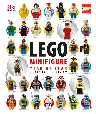 LEGO Minifigure Year by Year a Visual History - Farshtey, Gregory, and Lipkowitz, Daniel