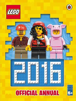 LEGO Official Annual 2016 -