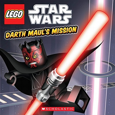 Lego Star Wars: Darth Maul's Mission (Episode 1) - Landers, Ace, and Scholastic