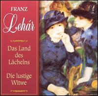 Lehár: Das Land des Lächelns; Die lustige Witwe (Highlights) - Else Liebesberg (vocals); Erika Mechera (vocals); Heinz Hoppe (vocals); Ingeborg Hallstein (vocals); Kurt Equiluz (vocals);...