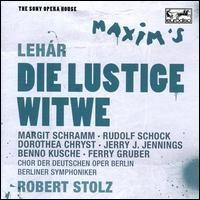 Lehar: Die Lustige Witwe - Benno Kusche (vocals); Claudio Nicolai (vocals); Dietrich Lorenz (vocals); Dorothea Chryst (vocals); Ferry Gruber (vocals);...