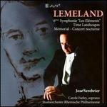 Lemeland: 6�me Symphonie 'Les El�ments'