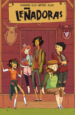 Lenadoras - Stevenson, Noelle, and Ellis, Grace, and Allen, Brooke