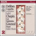Leo Delibes: Coppélia; Chopin: Les Sylphides; Charles Gounod: Faust
