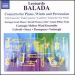 Leonardo Balada: Concerto for Piano, Winds and Percussion