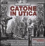 Leonardo Vinci: Catone in Utica