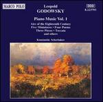 Leopold Godowsky: Piano Music, Vol. 1