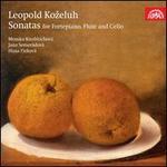 Leopold Kozeluh: Sonatas for Fortepiano, Flute & Cello