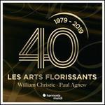 Les Arts Florissants 40 ans