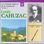 Les Grands Maitres de la Clarinette, Vol. 1 - Lily Laskine (harp); Louis Cahuzac (clarinet)