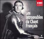 Les Introuvables du Chant Français