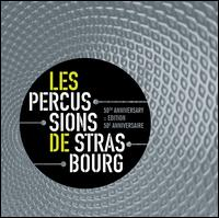 Les Percussions de Strasbourg 50th Anniversary - Anton Stingl (guitar); Bernard Lesage (piano); Christian Hamouy (percussion); Claude Delangle (saxophone);...