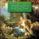 Les Plaisirs d'Amour - Leta E. Miller (renaissance flute); Mary Rawcliffe (soprano); Robert Strizich (lute); UCSC Chamber Singers (choir, chorus);...