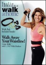 Leslie Sansone: Walk at Home - Walk Away Your Waistline!
