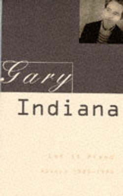 Let It Bleed: Essays 1985 -1995 - Indiana, Gary
