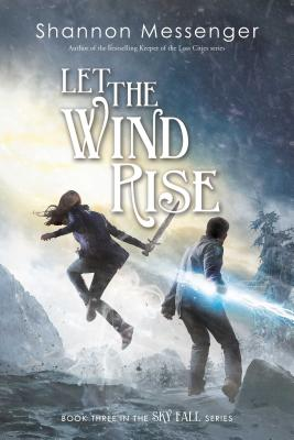 Let the Wind Rise, Volume 3 - Messenger, Shannon