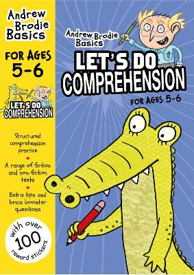 Let's do Comprehension 5-6 - Brodie, Andrew