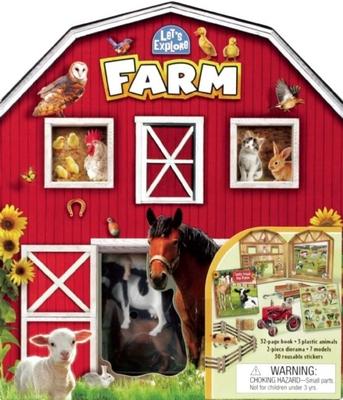 Let's Explore: Farm - Bennett, Elizabeth