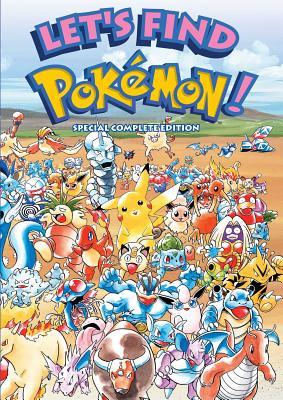 Let's Find Pokemon! - Aihara, Kazunori