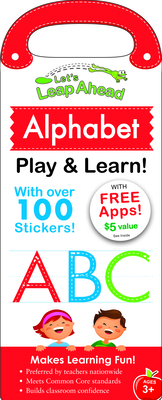 Let's Leap Ahead: Alphabet Play & Learn! - Lluch, Alex A