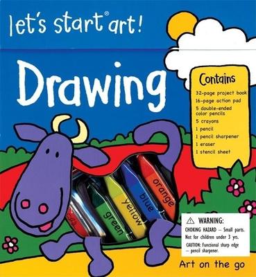 Let's Start Art! Drawing - South, Todd, and South, Wayne