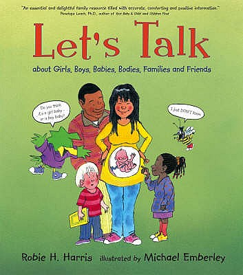 Let's Talk:About Girls,Boys,Babies,Bodie - Harris, Robie H.