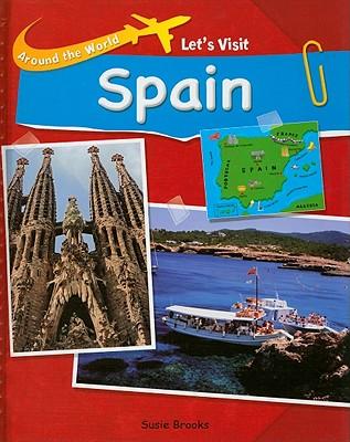 Let's Visit Spain - Brooks, Susie