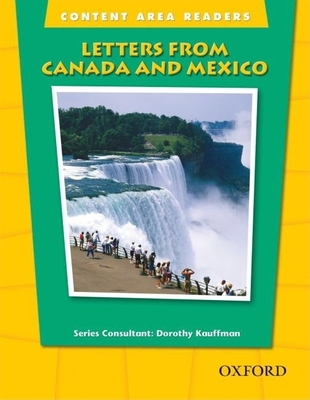 Letters from Canada and Mexico: Beginning Level - Kauffman, Dorothy, Ph.D.