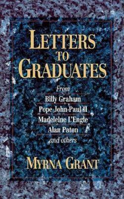 Letters to Graduates - Grant, Myrna