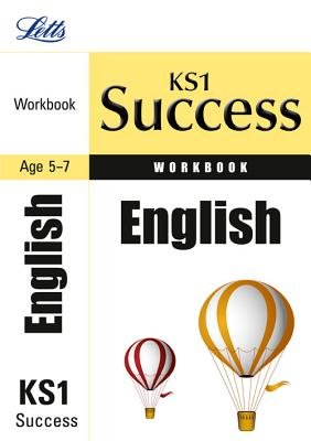 Letts Ks1 Success Workbook: English Sats: Revision Workbook - Huggins-Cooper, Lynn, and HarperCollins UK