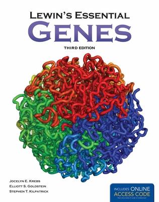 Lewin's Essential Genes - Krebs, Jocelyn E, and Goldstein, Elliott S, and Kilpatrick, Stephen T