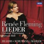 Lieder: Brahms, Schumann, Mahler
