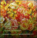 Lieder: Johannes Brahms, Robert Schumann