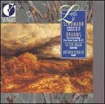 Lieder of Schumann & Brahms
