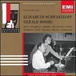 Lieder Recital, Salzburg 1956