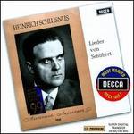 Lieder von Schubert - Heinrich Schlusnus (baritone); Mária Aszódi (bass); Sebastian Peschko (piano); Wiener Philharmoniker; Rudolf Moralt (conductor)