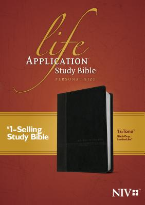 Life Application Study Bible-NIV-Personal Size - Tyndale (Producer)